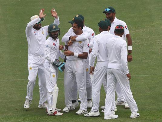 سری لنکا سے صرف 2 پوائنٹس کا فرق باقی،آسٹریلیا تیسری پوزیشن سے محروم۔ فوٹو: اے ایف پی