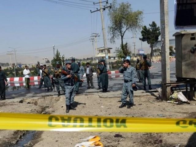پولنگ کے دوران سیکورٹی کے 192 واقعات رپورٹ ہوئے، افغان وزارت داخلہ -فوٹو: فائل