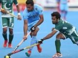 پاکستانی ٹیم بھارت کے خلاف ابتدا میں برتری لینے کے باوجود فتح حاصل نہیں کرپائی فوٹو:فائل