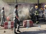 امن وامان کی خراب صورتحال کے باعث قندھار اور غزنی میں انتخابات ملتوی کیے جا چکے ہیں فوٹو : فائل