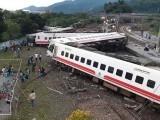 برق رفتار ٹرین میں 366 مسافر سوار تھے، ہلاکتوں میں اضافے کا خدشہ ہے (فوٹو : ٹویٹر)