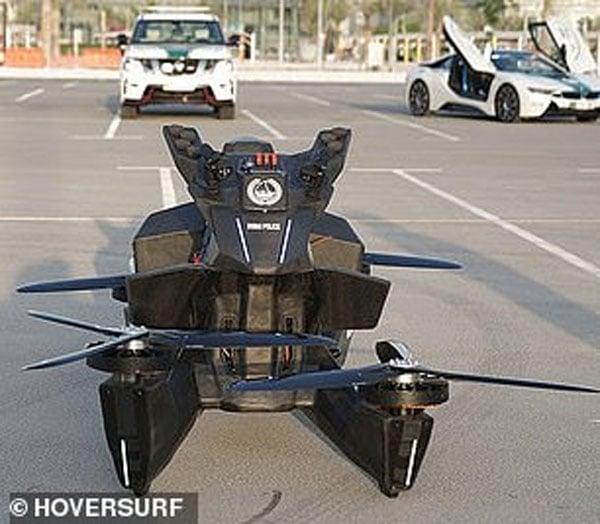 hover bike 2