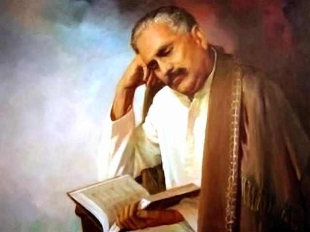 اقبالؒ وہ پسندیدہ فرد ہیں کہ جن کی شخصیت و کلام پر دو ہزار سے زائد کتب لکھی جا چکی ہیں۔ فوٹو: انٹرنیٹ
