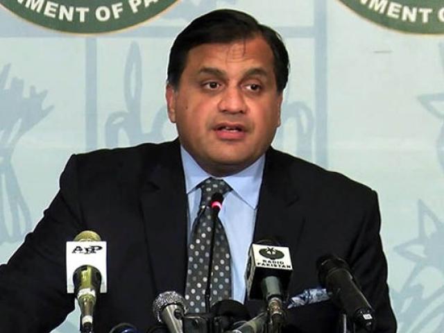ڈاکٹر عافیہ صدیقی کے مسئلے پر بات چیت ہو رہی ہے، ڈاکٹر فیصل۔ فوٹو : فائل