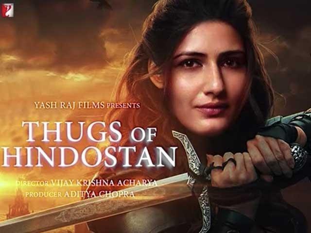 'ٹھگ آف ہندوستان'دیوالی کے موقع پر ریلیز کے پہلے روز سب سے زیادہ بزنس کرنے والی فلم بن گئی فوٹوفائل