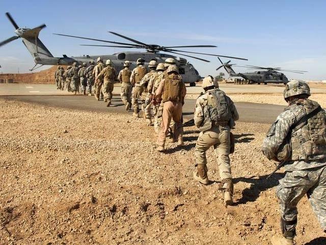 لقمہ اجل بننے والوں میں امریکی اور اتحادی افواج، مقامی سیکیورٹی فورسز، جنگجو سمیت شہریوں کی بڑی تعداد بھی شامل ہے (فوٹو: فائل)