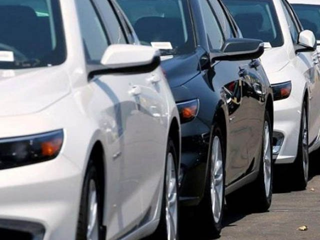 گزشتہ 5 سال میں لگژری گاڑیاں خریدنے والے غیر رجسٹرڈ افراد کی فہرست مرتب (فوٹو:فائل)