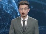 چین کا پہلا روبوٹ نیوز اینکر جو اے آئی کے تحت خبریں سناتا ہے (فوٹو: بشکریہ ژن ہوا نیوز ایجنسی)