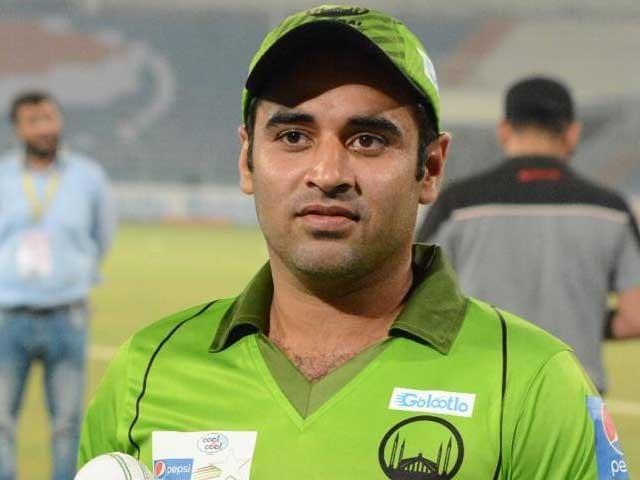 عابد علی نے ڈومیسٹک کرکٹ میں لگاتار پرفارمنس دے کر اے ٹیم میں جگہ پائی فوٹو: فائل