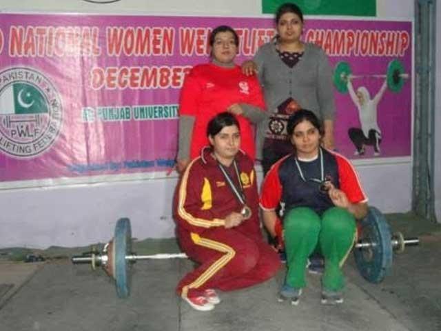 چیمپئن شپ میں خواتین کھلاڑی عمدہ کارکردگی دکھائیں گی، سیکرٹری پاکستان ویٹ لفٹنگ فیڈریشن فوٹو: فائل
