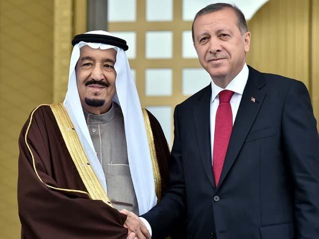ترک صدر نے آڈیو ریکارڈنگ امریکا، برطانیہ، فرانس اور جرمنی کو بھی فراہم کیں (فوٹو: فائل)