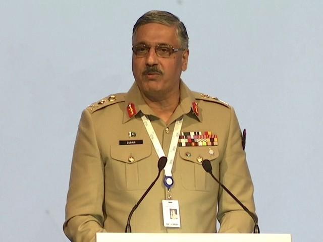 سی پیک پاکستان کا گیم چینجر ہے،جنرل زبیر محمود حیات۔ فوٹو : فائل