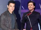 شاہ رخ خان بہت بڑے اسٹار ہیں عامر خان فوٹو:فائل