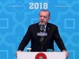 ترک صدر 'ہمارے رسولﷺ اور نوجوان'کے عنوان سے خصوصی تقریب سے خطاب کر رہے تھے۔ فوٹو : ترک میڈیا