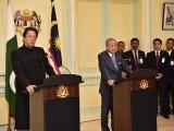 ملائیشین وزیراعظم مہاتیر محمد نے 23 مارچ کو پاکستان کے دورے کی دعوت قبول کرلی فوٹو:ریڈیو پاکستان