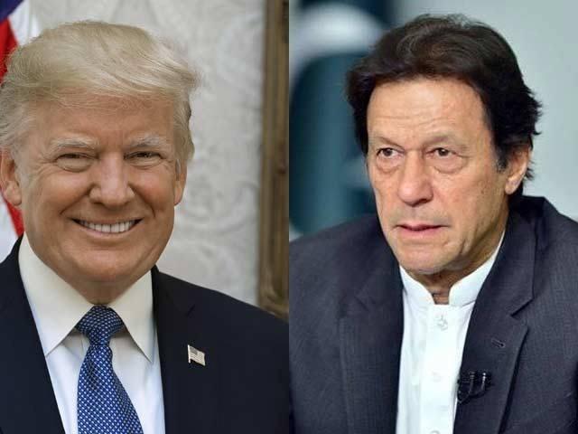 ڈونلڈ ٹرمپ نے اپنے خط میں پاکستان سے افغان طالبان سے مذاکرات کے لیے تعاون مانگا تھا۔ فوٹو : فائل