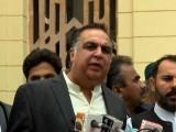 ووٹر کا شعور ہی ملک کی ترقی کی ضمانت ہے، گورنر سندھ عمران اسماعیل۔ فوٹو: فائل