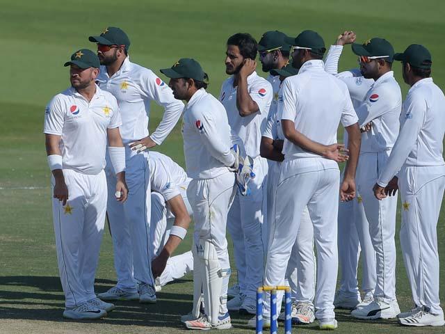 26 دسمبر کو جنوبی افریقا اور پاکستان کے درمیان پہلا ٹیسٹ کھیلا جائے گا فوٹو: فائل