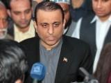پنجاب میں وزرا کی تبدیلی کا اختیار وزیر اعظم اور وزیر اعلی پنجاب کا ہے، علیم خان :فوٹو:فائل
