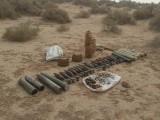 ایف سی بلوچستان نے سبی میں انٹیلی جنس بنیاد پر آپریشن کیا، ترجمان پاک فوج ۔ فوٹو : آئی ایس پی آر
