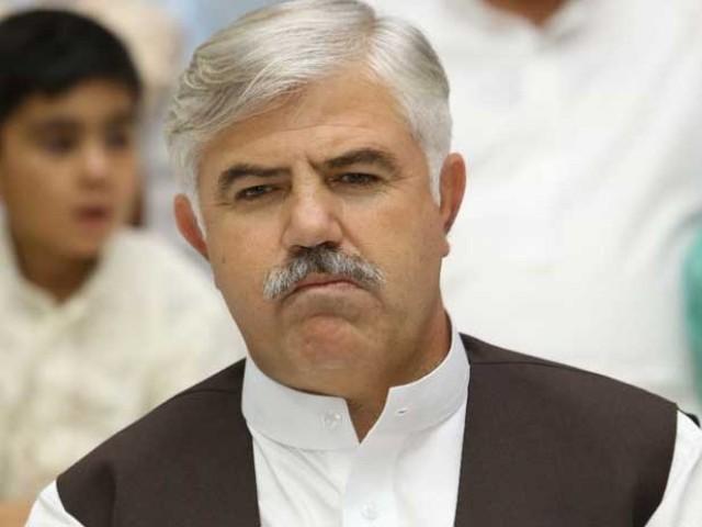 جلد ہی قبائلی علاقوں میں بلدیاتی الیکشن کا اعلان کریں گے، محمود خان