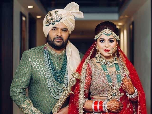 کپل شرما 12 دسمبر کو جالندھر میں شادی کے بندھن میں بندھے دونوں کا استقبالیہ 14 دسمبر کو ہوگافوٹوٹوئٹر
