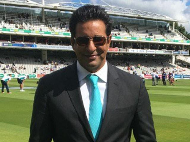 جنوبی افریقہ کادورہ صرف پاکستان ہی نہیں ہر ٹیم کیلیے مشکل ہوتا ہے ،وسیم اکرم۔ فوٹو: فائل