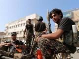 حدیدہ میں گزشتہ 4 برس سے حوثی باغیوں کا قبضہ ہے جسے واگزار کرانے کے لیے جنگ جاری ہے۔ فوٹو : رائٹرز