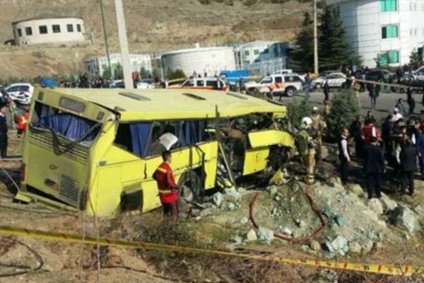 26 دسمبر کو یونیورسٹی بس حادثے میں 10 طلبا جان کی بازی ہار گئے تھے۔