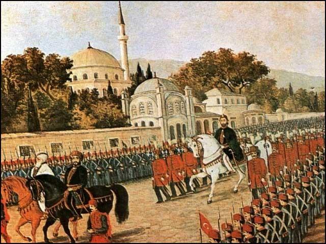 قدیم ترکی رسم و رواج کے مطابق ملک کو بادشاہ اور ان کے خاندان والوں کا مشترکہ مال سمجھتے  تھے۔ فوٹو: انٹرنیٹ
