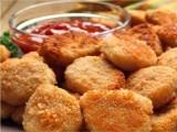 مزے دار چکن نگٹس کو کیچپ یا چلی ساس کے ساتھ کھایئے: فوٹو: فائل