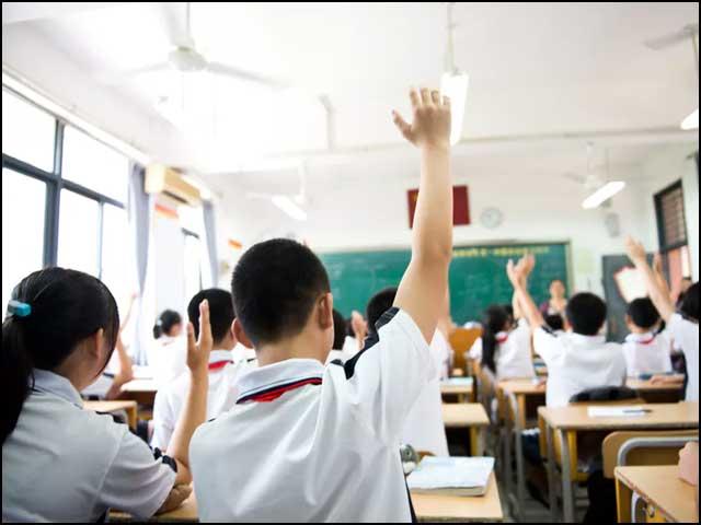 سنگاپور کا تعلیمی بجٹ فقط تین فیصد ہے جو کہ دفاعی بجٹ کے بعد سب سے زیادہ شمار کیا جاتا ہے- فوٹو: انٹرنیٹ