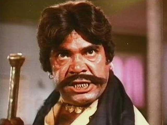 فلم''مولا جٹ'' میں سلطان راہی کے کردار ''مولے'' کو برصغیر میں زبردست شہرت ملی؛ فوٹوفائل