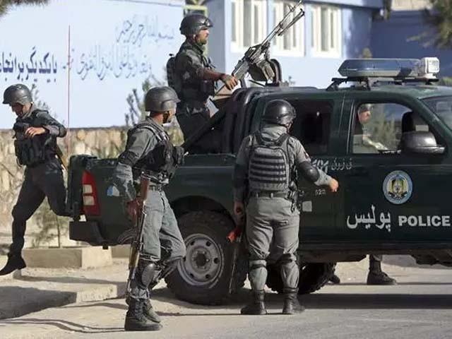 صوبہ بلخ  میں  جھڑپوں میں اہم طالبان کمانڈر سمیت 25 جنگجو بھی مارے گئے،ہولیس، فوٹو: فائل