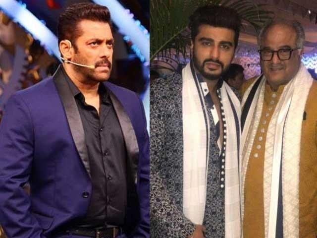 سلمان خان نے بونی کپور کی فلم'نوانٹری2'میں بھی کام کرنے سے انکار کردیاہے فوٹوفائل