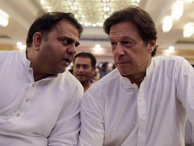 عمران خان 25 جنوری کو جبکہ فواد چوہدری 15 اور 16 جنوری کو سندھ کا دورہ کریں گے فوٹو:فائل