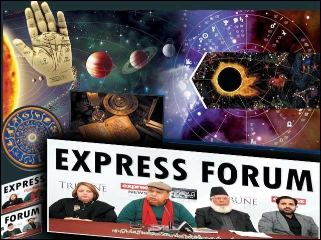 ماہرین علم الاعداد و علم نجوم کی نئے سال کے حوالے سے ''ایکسپریس فورم'' میں پیش گوئیاں