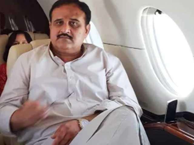 سردار عثمان بزدار نے وی آئی پی فلائٹس کے لئے 2 کروڑ 21 لاکھ روپے کے اضافی فنڈز مانگ لیے۔ فوٹو:فائل