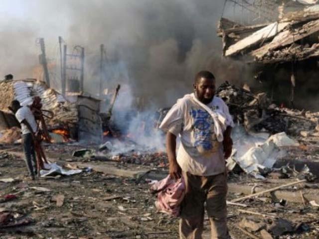 الشباب نے گزشتہ روز صومالی فوج کے کیمپ پر حملہ کرکے 8 اہلکاروں کو قتل کردیا تھا۔ فوٹو : فائل