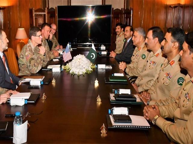 پاکستان علاقائی امن وسلامتی کے لئے کوششیں جاری رکھے گا،آرمی چیف