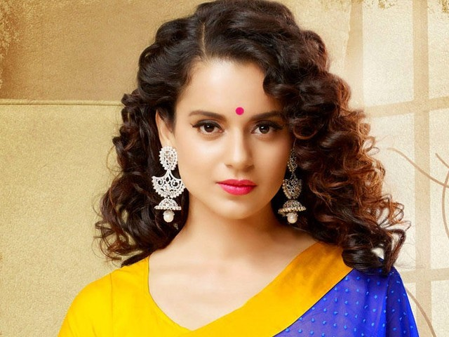 کنگنا کرنی سینا کا نام اپنی فلم کی پبلسٹی کے لیے استعمال کررہی ہیں، بھارتی میڈیا فوٹوفائل
