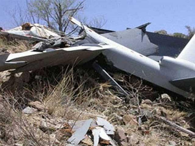 پاکستان ایئر فورس کا طیارہ فنی خرابی کے باعث گرا ہے،ڈی سی مستونگ: فوٹو: فائل