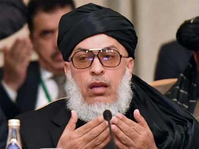 ٹرمپ حکومت افغانستان میں امن لانا چاہتی ہے، طالبان رہنما شیر عباس ستانکزئی فوٹو:اے ایف پی