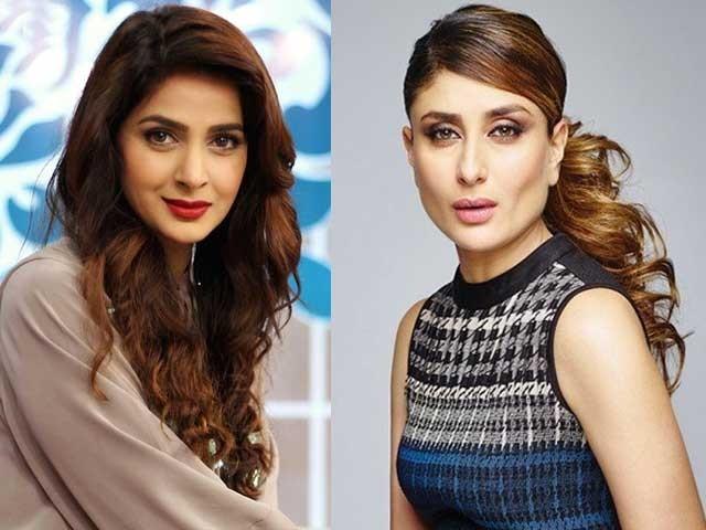 فلم ''ہندی میڈیم'' میں عرفان خان کے ساتھ اداکارہ صبا قمر نے اداکاری کے جوہر دکھائے تھے فوٹوفائل