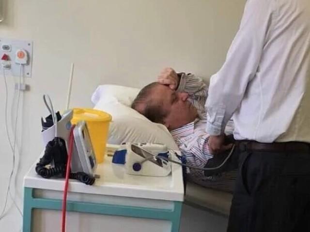 پی آئی سی میں نواز شریف کے کمرے کو سب جیل قرار دیا جائے گا،  ذرائع۔ فوٹو : فائل
