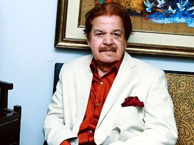 قاضی واجد گزشتہ سال دل کا دورہ پڑنے کی وجہ سے کراچی میں انتقال کرگئے۔ فوٹو: فائل