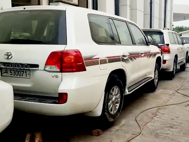 مقدمے کی بقیہ تفتیش اور مزید گاڑیاں تحویل میں لینے کی کارروائیاں بھی ختم کر دی گئیں۔ فوٹو: فائل