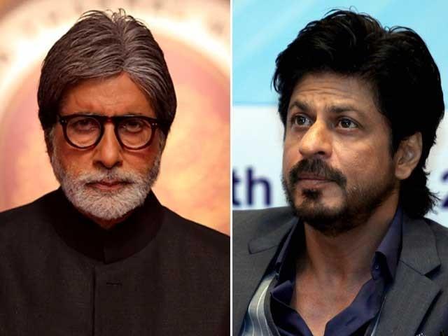 امیتابھ بچن فلم''بدلہ''میں کام کررہے ہیں جسے شاہ رخ خان نے پروڈیوس کیاہے فوٹوفائل