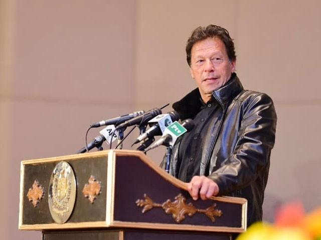 10 سال میں ملکی قرضہ 30 ہزار ارب ڈالر تک جاپہنچا، عمران خان (فوٹو: فائل)