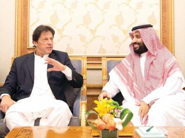 سعودی ولی عہد شہزادہ محمد بن سلمان کی آمد پر پاکستان میں ایک بڑی سرمایہ کاری کا باب کھلے گا۔ فوٹو: فائل